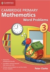 Cambridge Primary Mathematics 3 Word Problems DVD-ROM