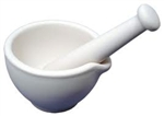 Mortar and Pestle (glazed) 100mm