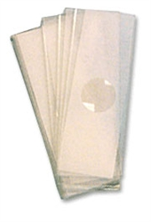 Microscope Glass Slides - 1 Cavity (concave)