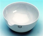 Evaporating Dish 75ml (Pack Size 1) PORCELAIN