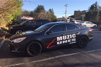 Vehicle Wraps in North Jersey