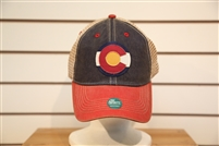 COLORADO FLAG TRUCKER