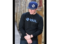 LICENSED BLUE VAIL LOGO L/S