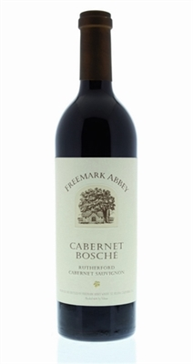 Freemark Abbey 2013 Cabernet Sauvignon Bosche Vineyard