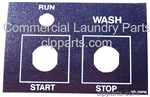 20230732, Wash/Run Label
