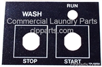 20230733, Wash/Run Label