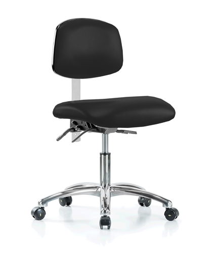 Remarkable Perch Esd Chair Electro Static Dissipating Short Links Chair Design For Home Short Linksinfo