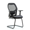 Perch Executive Mesh Guest Chair