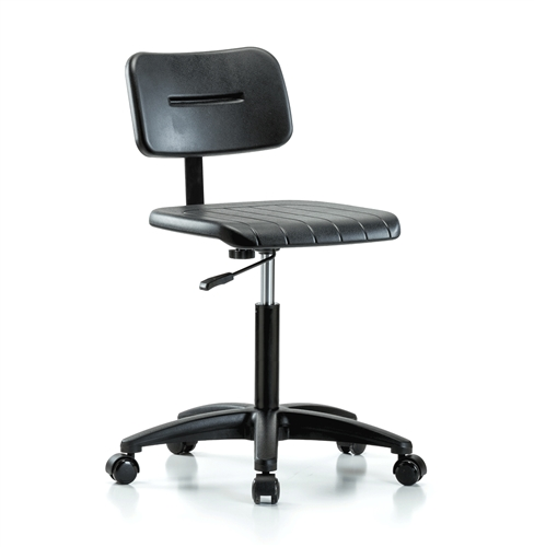Merveilleux Perch Industrial Work Chair
