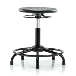 Perch Polyurethane Industrial Stool