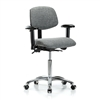 Perch Chrome Multi-Task Office Chair Adjustable