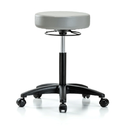 Perch Stella Medical Rolling Stool
