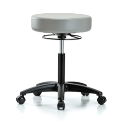 Perch 360-degree Ring Massage Therapy Swivel Stool