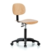 Perch Wood Pneumatic Chair