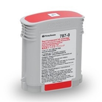787-0 NEW Red Ink Cartridge