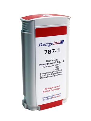 787-1 Red Ink Cartridge