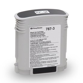 787-3 NEW Black Ink Cartridge