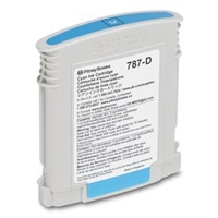 787-D NEW Cyan Ink Cartridge
