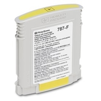 787-F NEW Yellow Ink Cartridge