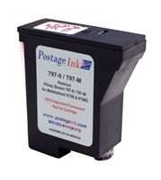 797-M Red Ink Cartridge