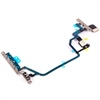 Power ON/OFF Volume Button Flex Cable with Bracket for Apple iPhone XR