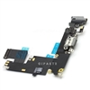 "USB Charging Port Dock Mic Headphone Flex Cable for iPhone 6 PLUS 5.5"" (Black)"