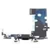 "Lightning Charging Port Dock Flex Cable Replacement for iPhone 8 4.7"" (Black)"
