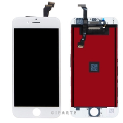 "LCD Display Touch Screen Digitizer Assembly for iPhone 6 4.7"" (White)"