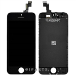 LCD Display Screen Touch Digitizer Glass Assembly for iPhone 5S (Black)