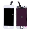 LCD Display Screen + Touch Digitizer Glass Assembly for iPhone SE (White)