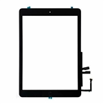 Touch Screen Replacement with Home Button for iPad 6 6th Gen 2018 A1954 (Black)