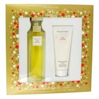 Gift Set - 4.2 oz Eau De Parfum Spray + 3.3 oz Body Lotion