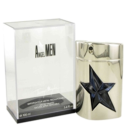 Angel Cologne 3.4oz EDT Spray Refillable (Metal)