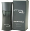 Armani Code Cologne 2.5oz EDT Spray