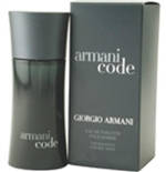 Armani Code Cologne 4.2oz Spray