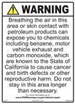 Prop 65 - Vehicle Repair Station