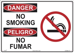 CIOMA No Smoking Area