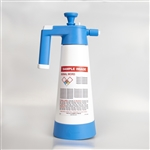 Pre-Labeled GHS Kwazar Foam Spray Bottles