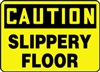 Caution Sign - Slippery Floor