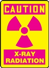 Caution Sign - X-Ray Radiation
