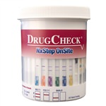 Drugsmart Check 5 - 5 Panel Drug Check Device