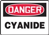 Danger Sign - Cyanide