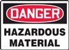 Danger Sign - Hazardous Material