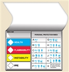 HMCIS Safety Label - Self Laminating