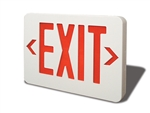 Thermoplastic LED Exit Sign