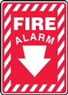 Safety Sign - Fire Alarm
