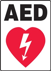 Safety Marking - AED