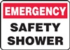 Safety Sign - Emergency Safety Shower