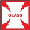 Glass Shipping Label | HCL Labels, Inc