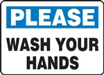 Please - Wash Your Hands